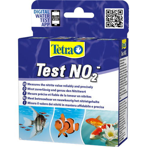 Test Tetra NO2 - pomiar azotynów