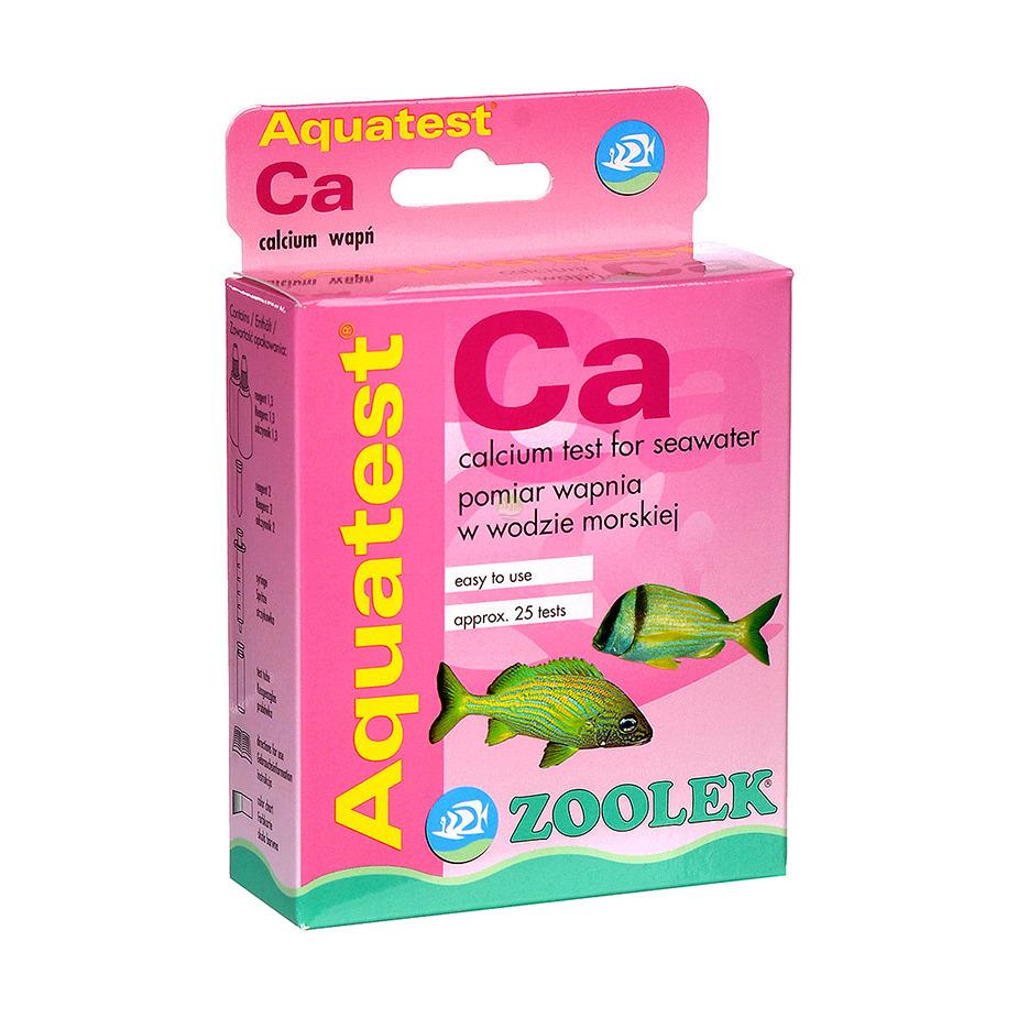 Test ZOOLEK Aquatest Ca