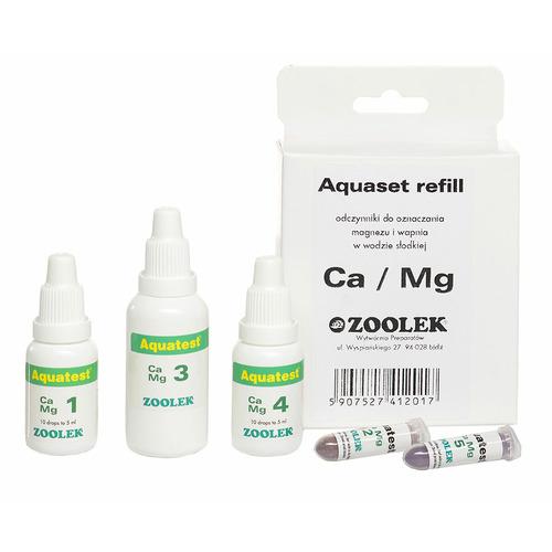 Test ZOOLEK Aquatest Ca i Mg refill - uzupełnienie