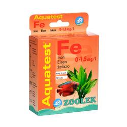 Test ZOOLEK Aquatest Fe