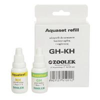 Test ZOOLEK Aquatest GH + KH Refill - uzupełnienie