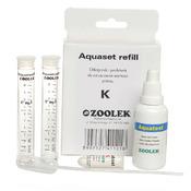 Test ZOOLEK Aquatest K Refill - uzupełnienie
