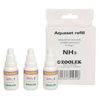 Test ZOOLEK Aquatest NH3 Refill - uzupełnienie