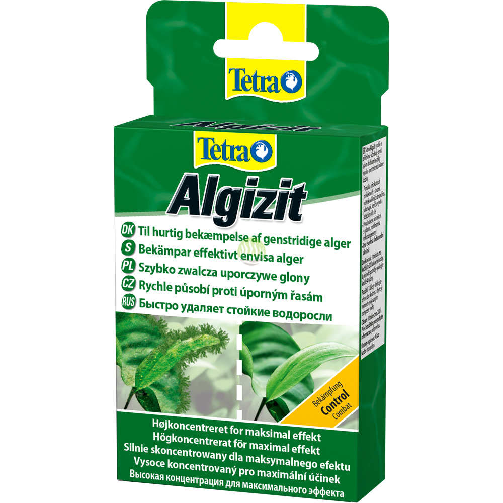 Tetra Algizit [10 tabletek] - tabletki antyglonowe