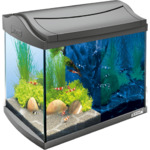 Tetra AquaArt LED Shrimp [20l] kol. szary