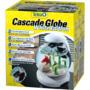 Tetra Cascade Globe White [6.8l], biała - z oświetleniem i filtracją