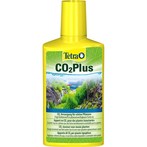 Tetra CO2 Plus [250ml] - węgiel w płynie