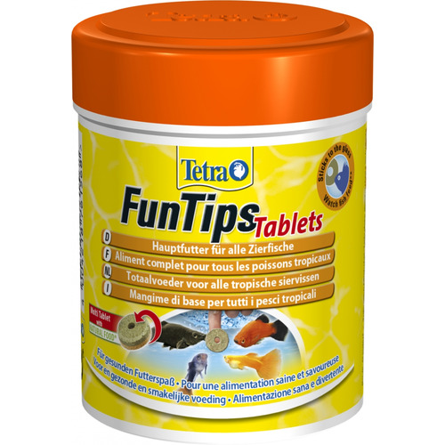 Tetra Delica Tips FD [165tbl.] - pokarm dla ryb w tabletkach