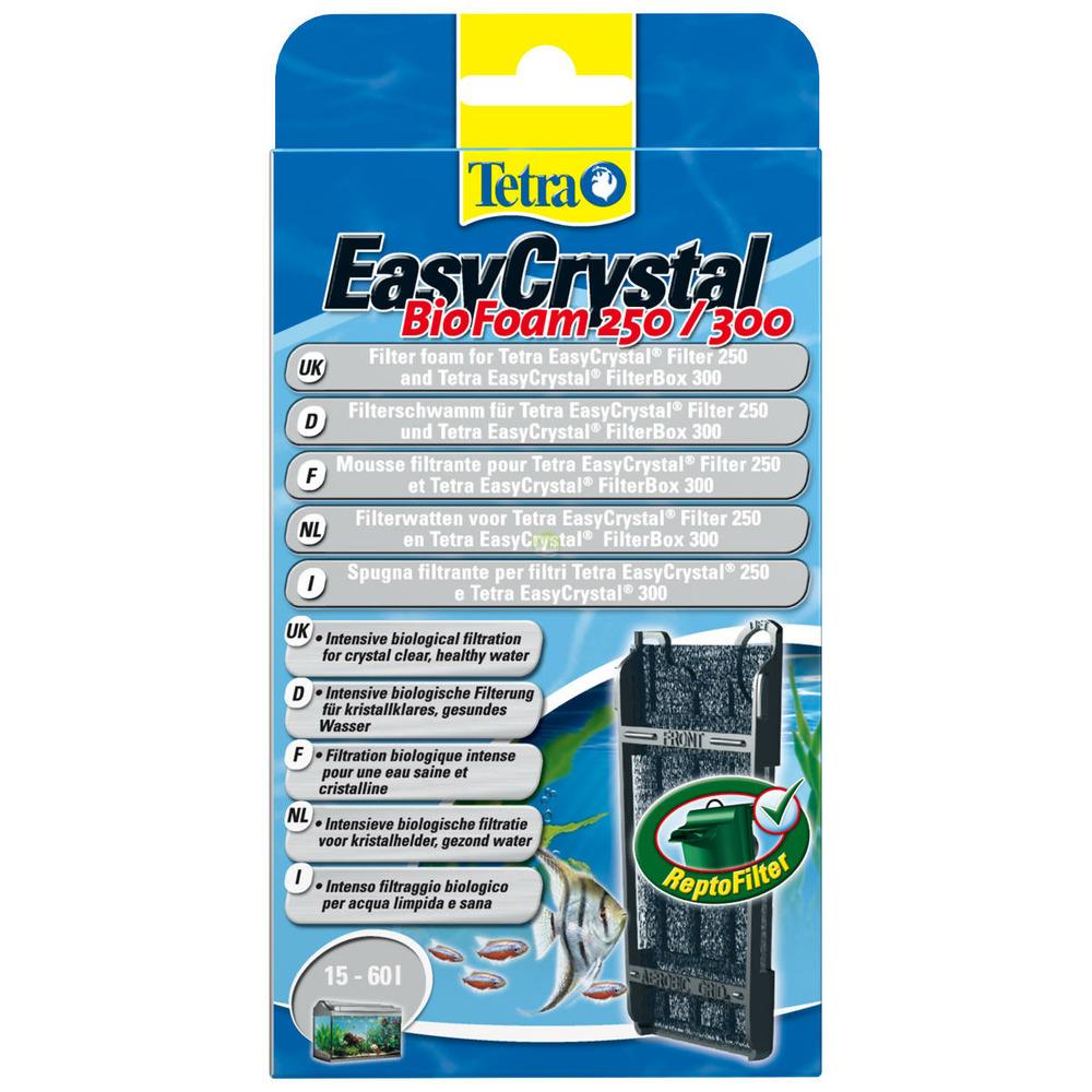 Tetra EasyCrystal Biofoam - wkład gąbkowy do filtra EC 250/300 i 600