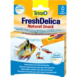 Tetra FreshDelica Brine Shrimps [48g] - artemia pasta/żel