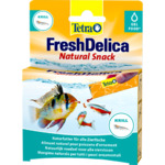 Tetra FreshDelica Krill [16 szt x 3g] - krewetka pasta/żel