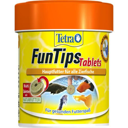 Tetra FunTips Tablets [75 tabl.] - pokarm dla ryb w tabletkach