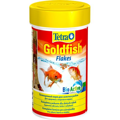 Tetra Goldfish [250ml] - pokarm dla złotych rybek