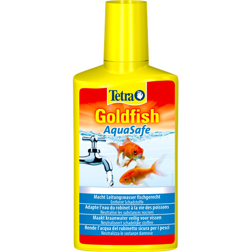 Tetra Goldfish AquaSafe [250ml] - preparat do uzdatniania wody