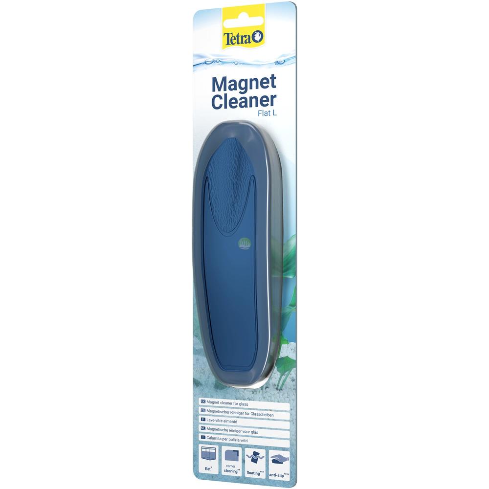 Tetra Magnet Cleaner Flat L - magnetyczny czyścik