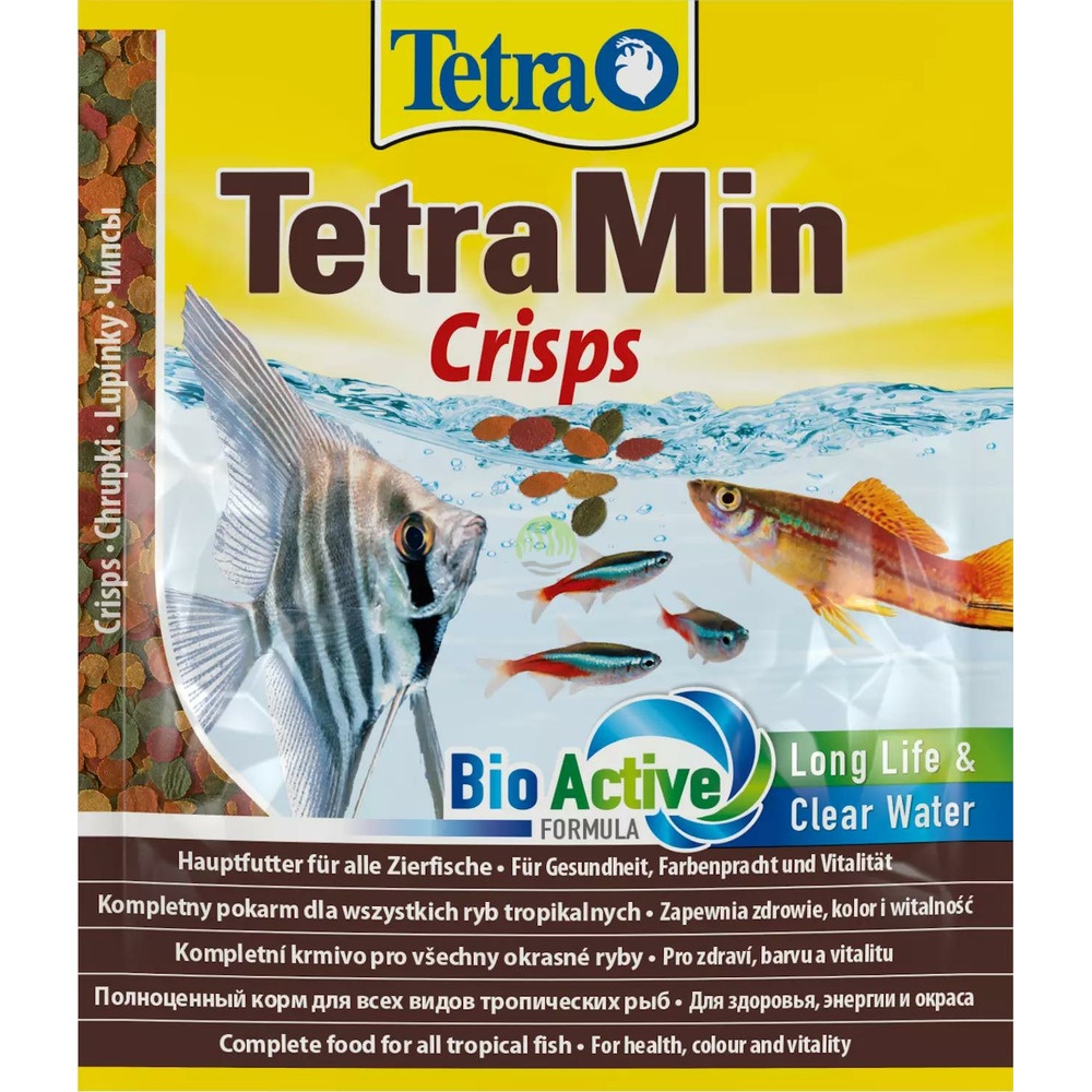 Tetra Min Pro Crisps [12g, saszetka] - pokarm dla ryb