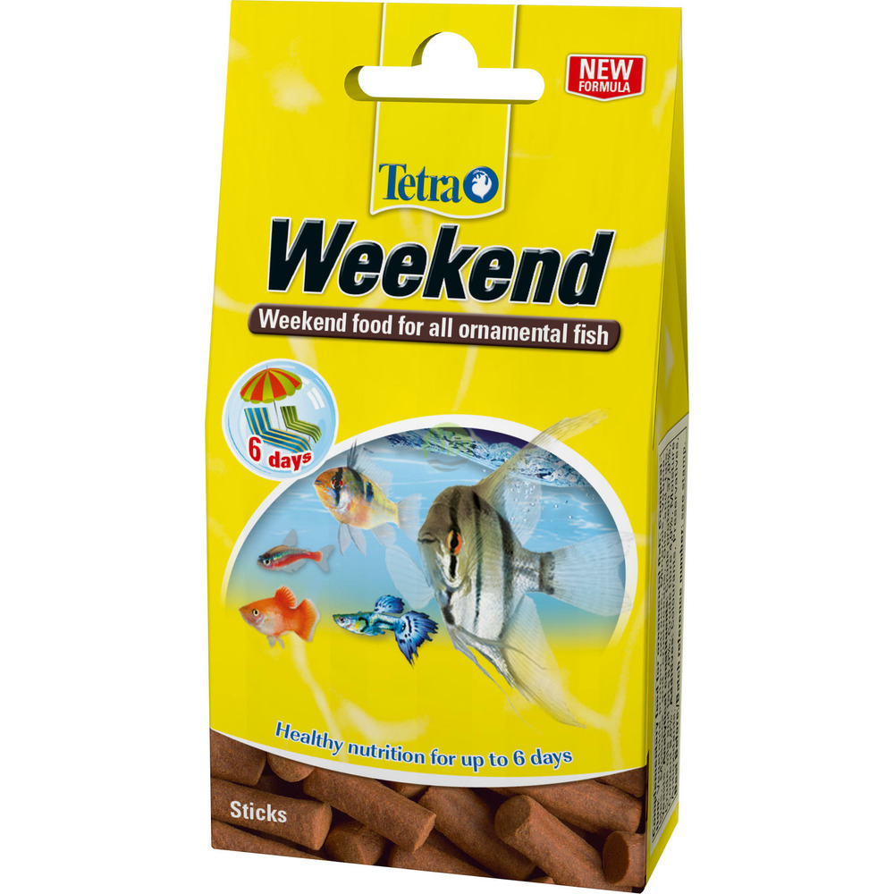 Tetra Min Weekend [10 szt.] - pokarm weekendowy