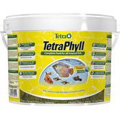 Tetra Phyll [10l, wiaderko] - pokarm roślinny dla ryb, płatki