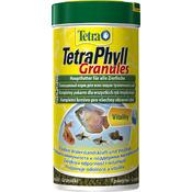 Tetra Phyll Granulat [250ml] - pokarm roślinny dla ryb