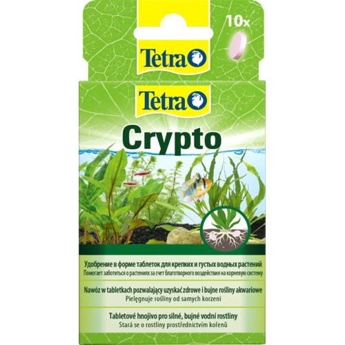 Tetra Plant Crypto [10tbl.] - nawóz dla roślin