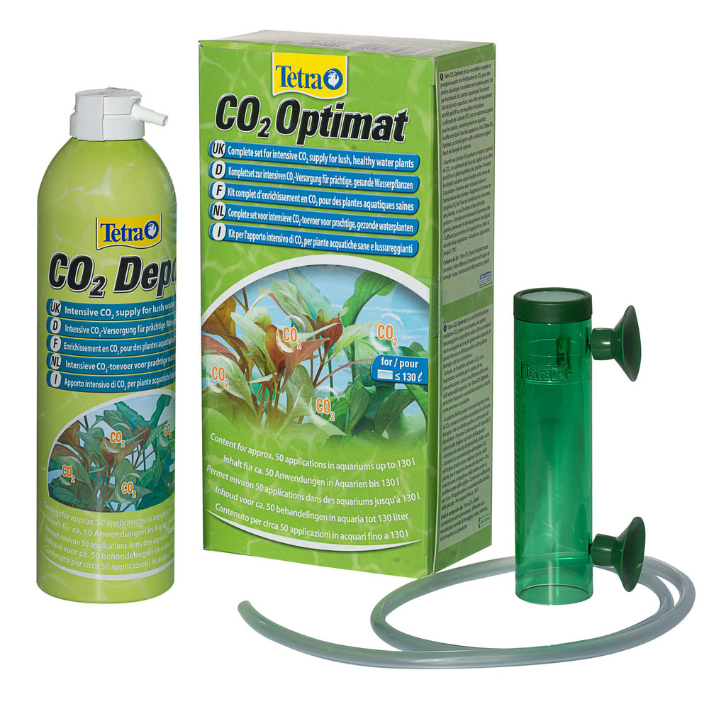Tetra Plant Optimat - Butla CO2 + pojemnik dyf.