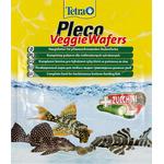 Tetra Pleco Veggie Wafers [15g, saszetka] - pokarm dla ryb dennych