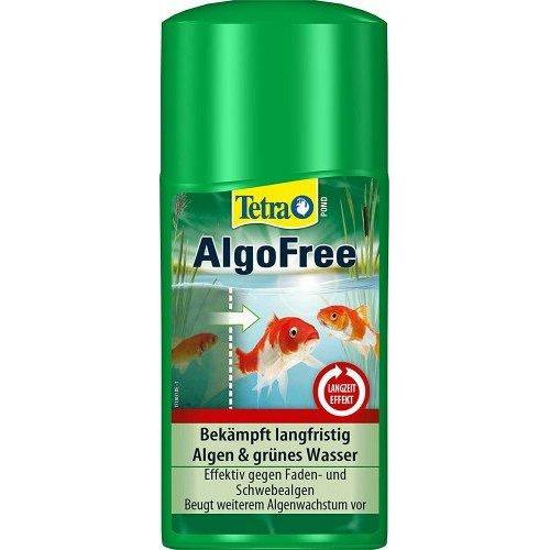 Tetra Pond AlgoFree [250ml] - zwalcza efekt zielonej wody