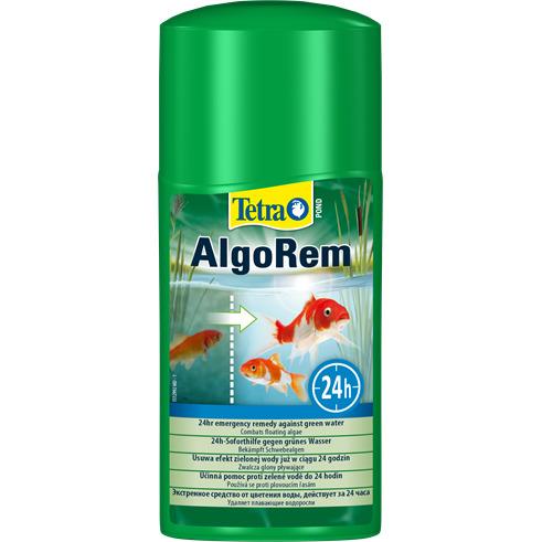 Tetra Pond AlgoRem [500ml] - przeciw zielonej wodzie