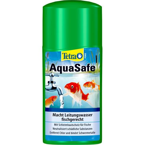 Tetra Pond AquaSafe [500ml]- śr. do uzdatniania wody w płynie