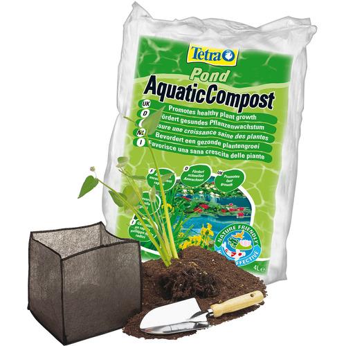 Tetra Pond AquaticCompost [4l] - podłoże dla roślin