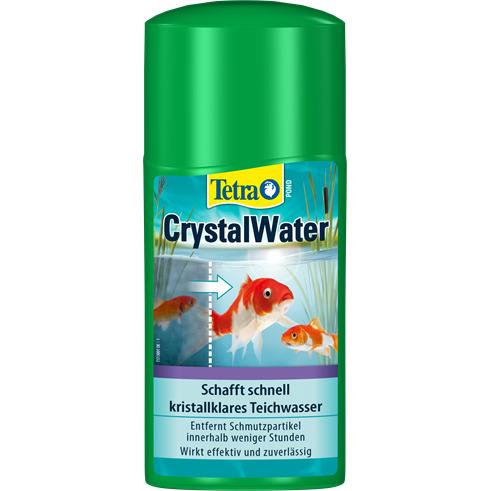 Tetra Pond CrystalWater [250ml] - śr. do uzdatniania wody w płynie