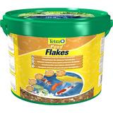 Tetra Pond Flakes [10l] - pokarm dla tyb stawowoych