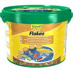 Tetra Pond Flakes [10l, wiaderko] - pokarm dla ryb stawowych