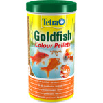 Tetra Pond Goldfish Colour Pellets [1000ml]