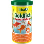 Tetra Pond Goldfish Colour Pellets [1000ml]
