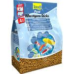 Tetra Pond Koi Wheatgerm Sticks [4l] - pokarm dla ryb stawowych