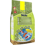 Tetra Pond Sticks [15l]- pokarm dla ryb stawowych