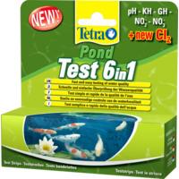 Tetra Pond Test 6in1 25 pcs.