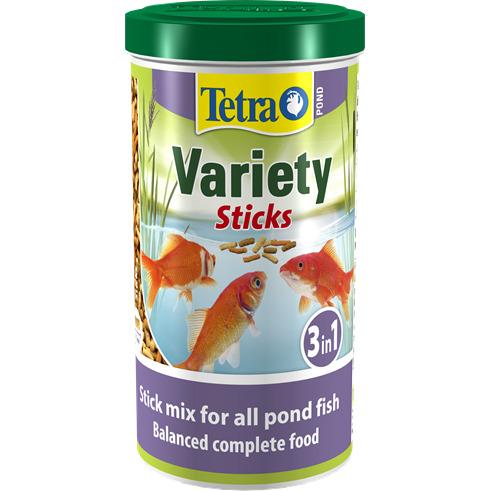 Tetra Pond Variety Sticks [1l] - pokarm dla ryb stawowych