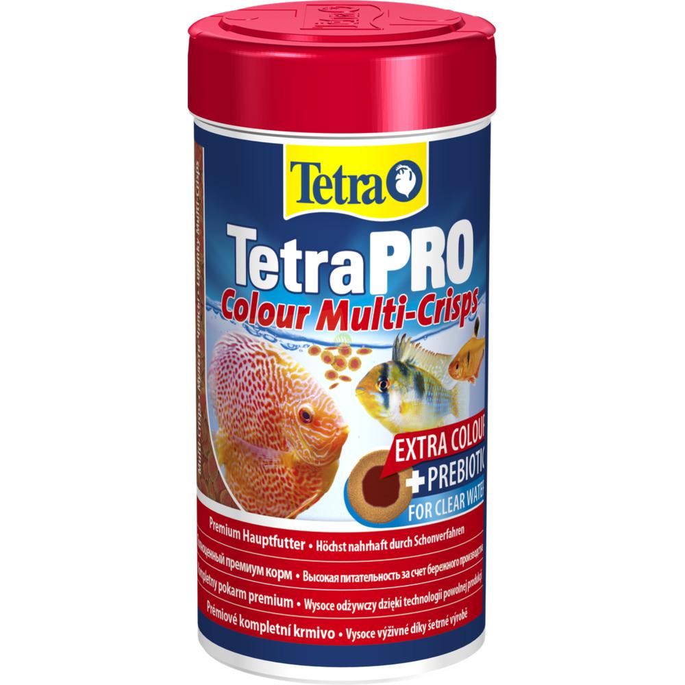 Tetra Pro Colour Crisps [250ml] - pokarm wybarwiający dla ryb