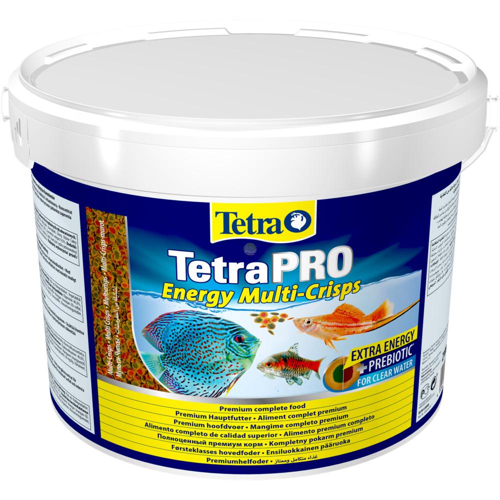 Tetra Pro Crisps [10L] - pokarm energetyczny dla ryb