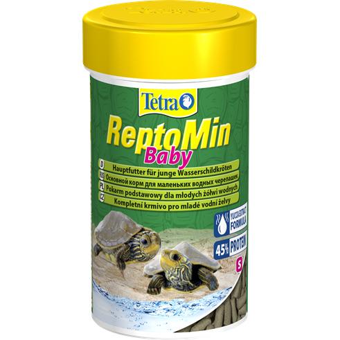 Tetra ReptoMin Baby [100ml] - pokarm dla młodych żółwi wodnych