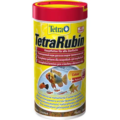 Tetra Rubin Flakes [100ml] - pokarm wybarwiający, płatki
