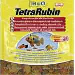 Tetra Rubin Flakes [12g, saszetka] - pokarm wybarwiający, płatki