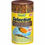 Tetra Selection [250ml] - mieszanka. 4 pokarmów