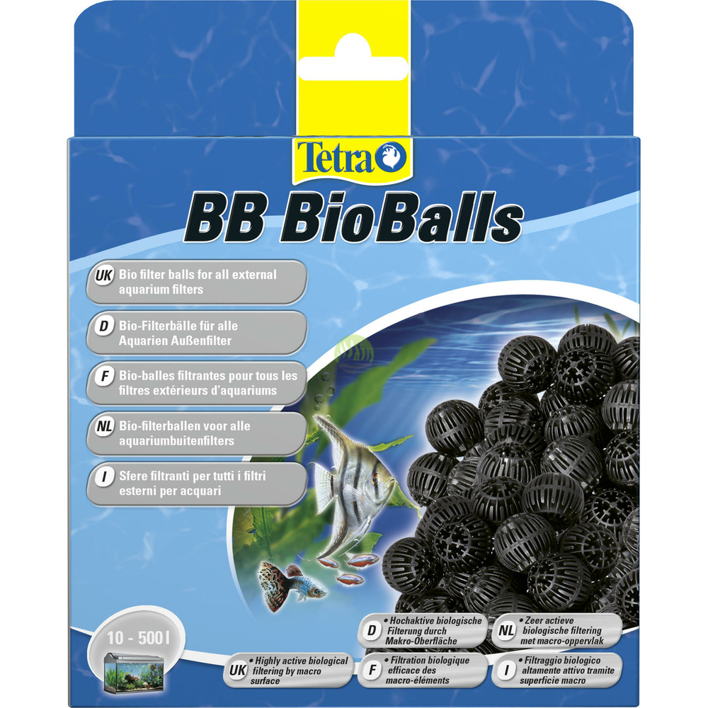 TETRA TEC BB [800ml] - biobale do filtra EX 600/700/1200