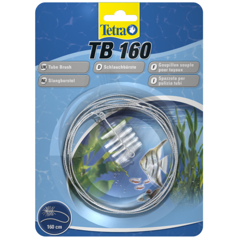Tetra Tube Brush TB160 - szczotka do węży