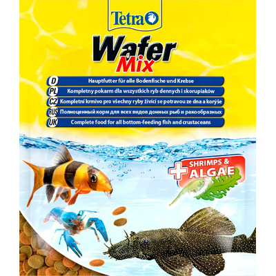 Tetra Wafer Mix [saszetka 15g]