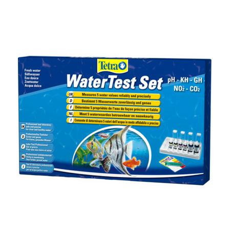 Tetra Water Test Set PLUS – zestaw 10 testów w walizce