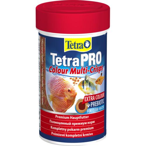 TetraPro Colour Crisps [100ml] - pokarm wybarwiający dla ryb